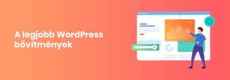 legjobb WordPress bővítmények