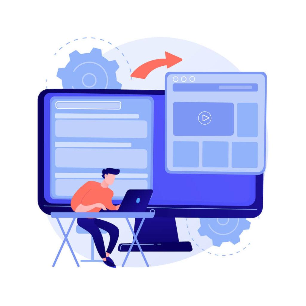 ingyenes weboldal készítés