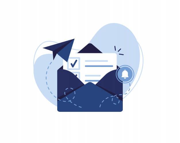 levél küldés